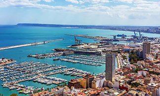 Alicante par vol Jetairfly à partir de € 110