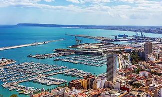 Alicante par vol Air Europa à partir de € 231