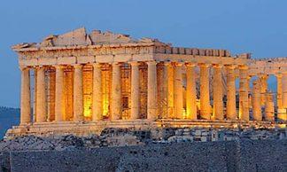 Athènes par vol Lufthansa à partir de € 171